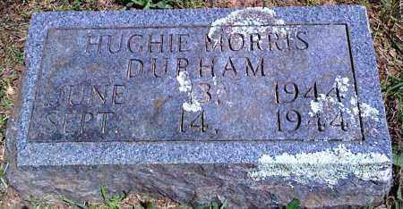 DURHAM, HUGHIE MORRIS - Baxter County, Arkansas | HUGHIE MORRIS DURHAM - Arkansas Gravestone Photos