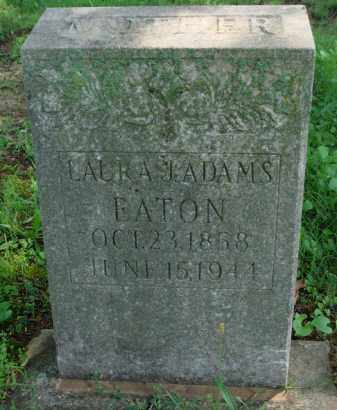 EATON, LAURA - Baxter County, Arkansas | LAURA EATON - Arkansas Gravestone Photos
