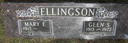 ELLINGSON, GLEN S. - Baxter County, Arkansas | GLEN S. ELLINGSON - Arkansas Gravestone Photos
