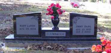 ELUMBAUGH, JIMMY DAIRL - Baxter County, Arkansas | JIMMY DAIRL ELUMBAUGH - Arkansas Gravestone Photos