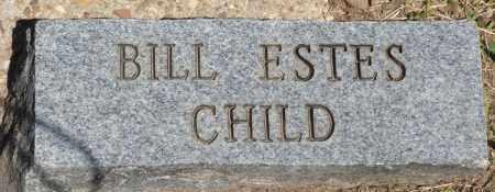 ESTES, BILL - Baxter County, Arkansas | BILL ESTES - Arkansas Gravestone Photos