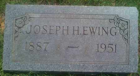 EWING, JOSEPH H. - Baxter County, Arkansas | JOSEPH H. EWING - Arkansas Gravestone Photos