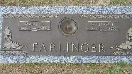 FARLINGER, WILLIAM L. - Baxter County, Arkansas | WILLIAM L. FARLINGER - Arkansas Gravestone Photos