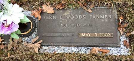 WOODS FARMER, FERN E. - Baxter County, Arkansas | FERN E. WOODS FARMER - Arkansas Gravestone Photos