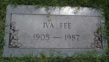 FEE, IVA - Baxter County, Arkansas | IVA FEE - Arkansas Gravestone Photos