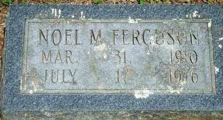 FERGUSON, NOEL M - Baxter County, Arkansas | NOEL M FERGUSON - Arkansas Gravestone Photos