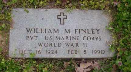 FINLEY, JR (VETERAN WWII), WILLIAM MELVIN - Baxter County, Arkansas | WILLIAM MELVIN FINLEY, JR (VETERAN WWII) - Arkansas Gravestone Photos