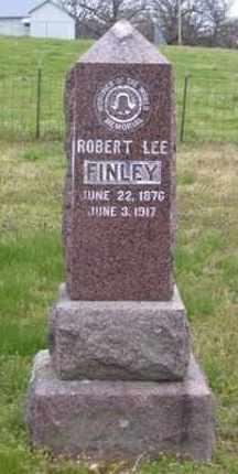 FINLEY, REV. ROBERT LEE - Baxter County, Arkansas | REV. ROBERT LEE FINLEY - Arkansas Gravestone Photos