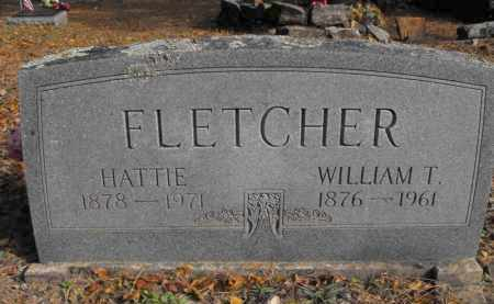 FLETCHER, HATTIE - Baxter County, Arkansas | HATTIE FLETCHER - Arkansas Gravestone Photos