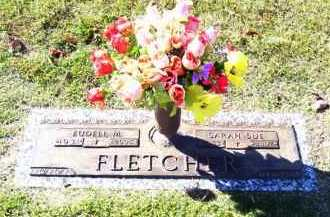 FLETCHER, SARAH SUE - Baxter County, Arkansas | SARAH SUE FLETCHER - Arkansas Gravestone Photos