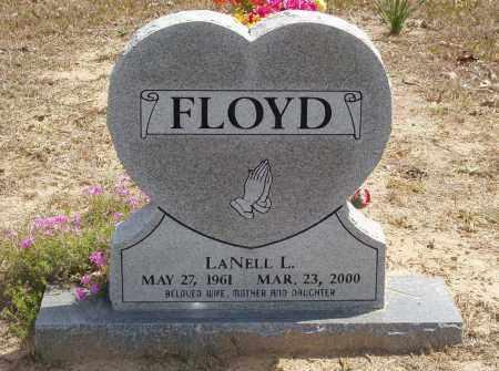 FLOYD, LANELL L - Baxter County, Arkansas | LANELL L FLOYD - Arkansas Gravestone Photos