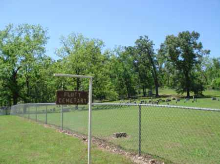 *, FLUTY CEMETERY OVERVIEW - Baxter County, Arkansas | FLUTY CEMETERY OVERVIEW * - Arkansas Gravestone Photos