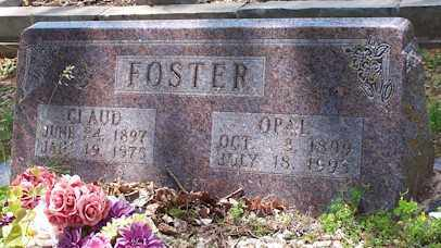 FOSTER, CLAUD - Baxter County, Arkansas | CLAUD FOSTER - Arkansas Gravestone Photos