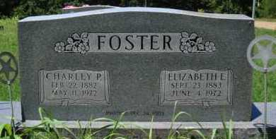 FOSTER, CHARLEY P. - Baxter County, Arkansas | CHARLEY P. FOSTER - Arkansas Gravestone Photos