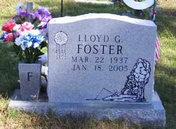 FOSTER, LLOYD GLENN - Baxter County, Arkansas | LLOYD GLENN FOSTER - Arkansas Gravestone Photos