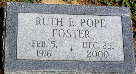 FOSTER, RUTH E - Baxter County, Arkansas | RUTH E FOSTER - Arkansas Gravestone Photos