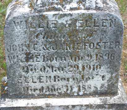 FOSTER, ELLEN - Baxter County, Arkansas | ELLEN FOSTER - Arkansas Gravestone Photos