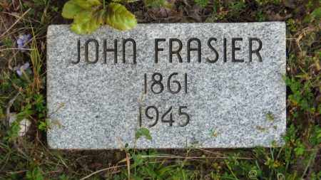 FRASIER, JOHN - Baxter County, Arkansas | JOHN FRASIER - Arkansas Gravestone Photos