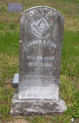 FRIX, JAMES A. - Baxter County, Arkansas | JAMES A. FRIX - Arkansas Gravestone Photos