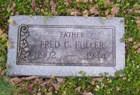 FULLER, FRED C. - Baxter County, Arkansas | FRED C. FULLER - Arkansas Gravestone Photos