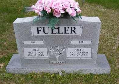 FULLER, SALLIE - Baxter County, Arkansas | SALLIE FULLER - Arkansas Gravestone Photos