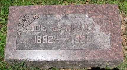 GARBACZ, JOE - Baxter County, Arkansas | JOE GARBACZ - Arkansas Gravestone Photos