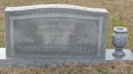 GARDNER (VETERAN), MELVIN DUANE - Baxter County, Arkansas | MELVIN DUANE GARDNER (VETERAN) - Arkansas Gravestone Photos