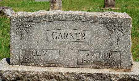 GARNER, ARTHUR - Baxter County, Arkansas | ARTHUR GARNER - Arkansas Gravestone Photos