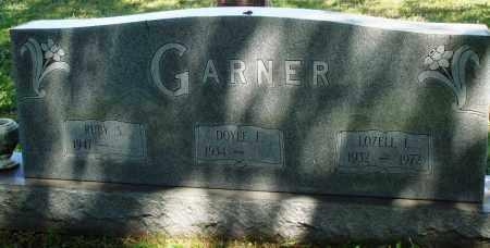 GARNER, LOZELL L - Baxter County, Arkansas | LOZELL L GARNER - Arkansas Gravestone Photos