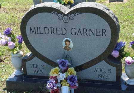 GARNER, MILDRED - Baxter County, Arkansas | MILDRED GARNER - Arkansas Gravestone Photos