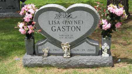 GASTON, LISA - Baxter County, Arkansas | LISA GASTON - Arkansas Gravestone Photos