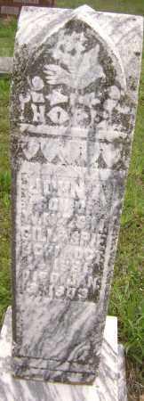 GILLASPIE, JOHN A. - Baxter County, Arkansas | JOHN A. GILLASPIE - Arkansas Gravestone Photos