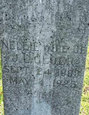 GLOER, NELLIE T - Baxter County, Arkansas | NELLIE T GLOER - Arkansas Gravestone Photos