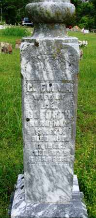 GOFORTH, C. EMMA - Baxter County, Arkansas | C. EMMA GOFORTH - Arkansas Gravestone Photos
