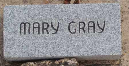 GRAY, MARY - Baxter County, Arkansas | MARY GRAY - Arkansas Gravestone Photos