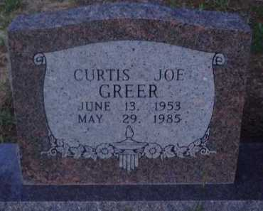 GREER (VETERAN), CURTIS JOE - Baxter County, Arkansas | CURTIS JOE GREER (VETERAN) - Arkansas Gravestone Photos