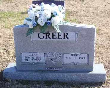 GREER, GLENN - Baxter County, Arkansas | GLENN GREER - Arkansas Gravestone Photos