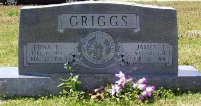 GRIGGS, JAMES J. - Baxter County, Arkansas | JAMES J. GRIGGS - Arkansas Gravestone Photos