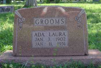 GROOMS, ADA LAURA - Baxter County, Arkansas | ADA LAURA GROOMS - Arkansas Gravestone Photos