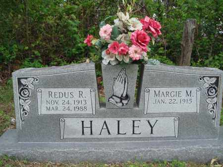 HALEY, REDUS R - Baxter County, Arkansas | REDUS R HALEY - Arkansas Gravestone Photos