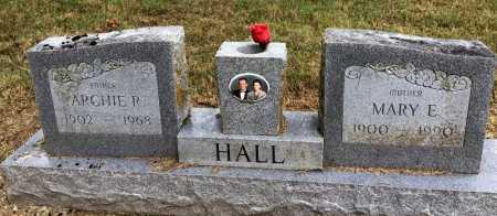 HALL, MARY E. - Baxter County, Arkansas | MARY E. HALL - Arkansas Gravestone Photos