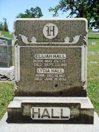 HALL, ELIJAH - Baxter County, Arkansas | ELIJAH HALL - Arkansas Gravestone Photos
