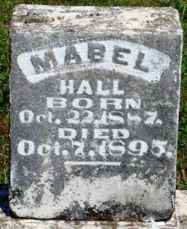 HALL, MABEL - Baxter County, Arkansas | MABEL HALL - Arkansas Gravestone Photos