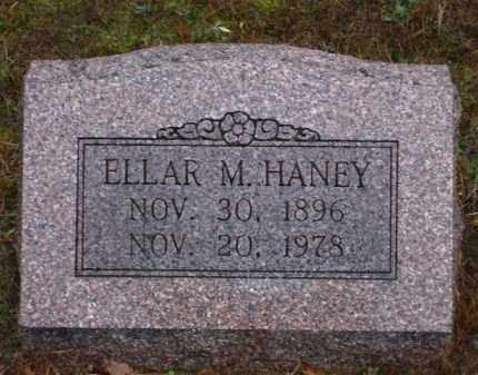 HANEY, ELLAR MATILDA - Baxter County, Arkansas | ELLAR MATILDA HANEY - Arkansas Gravestone Photos