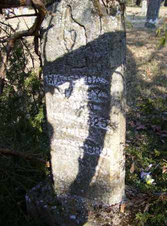 HANEY, MATILDA - Baxter County, Arkansas | MATILDA HANEY - Arkansas Gravestone Photos