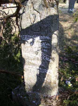RAMSEY HANEY, MATILDA - Baxter County, Arkansas | MATILDA RAMSEY HANEY - Arkansas Gravestone Photos