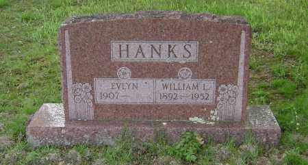 HANKS, EVLYN - Baxter County, Arkansas | EVLYN HANKS - Arkansas Gravestone Photos