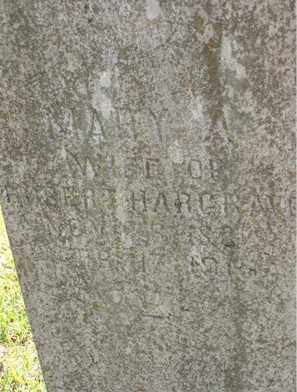 HARGRAVE, MARY A. - Baxter County, Arkansas | MARY A. HARGRAVE - Arkansas Gravestone Photos