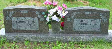 "HARRINGTON, JAMES EDWARD ""ED"" - Baxter County, Arkansas 