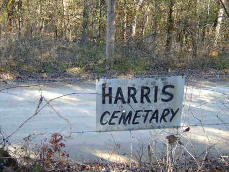 *, HARRIS CEMETERY - Baxter County, Arkansas | HARRIS CEMETERY * - Arkansas Gravestone Photos